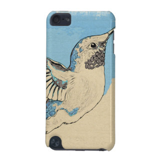 Hummingbird Blue 2 iPod Touch 5G Cover