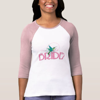 Hummingbird Bride T Shirts
