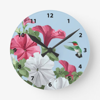 Hummingbird Clocks