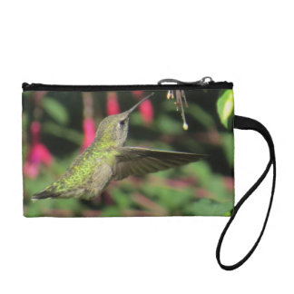 Hummingbird Coin Purse