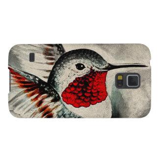 Hummingbird Comic Galaxy S5 Case