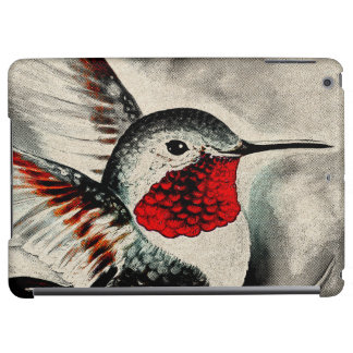 Hummingbird Comic iPad Air Cases