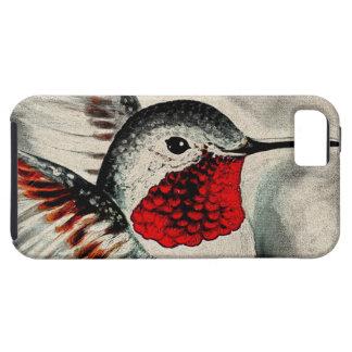 Hummingbird Comic iPhone 5 Cases