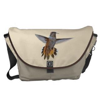 HUMMINGBIRD COURIER BAG
