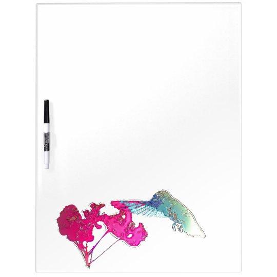 Hummingbird Dry Erase Board