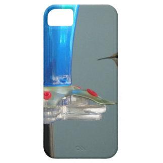 Hummingbird Feeding iPhone 5 Cover
