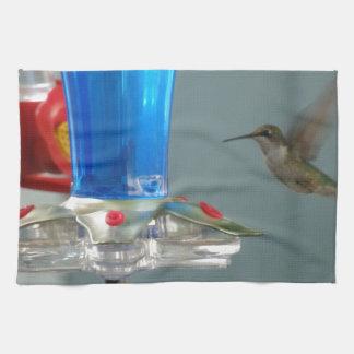 Hummingbird Feeding Towels