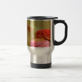 Hummingbird Flight Travel Mug