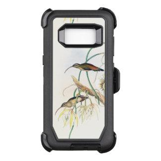 Hummingbird Flower Defender Samsung Galaxy S8 Case