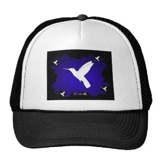 HUMMINGBIRD GIFTS CUSTOMIZABLE PRODUCTS TRUCKER HAT