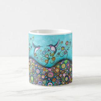 Hummingbird Haven Coffee Mug