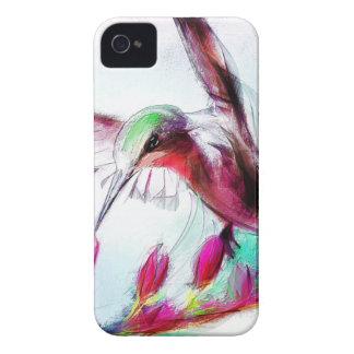 Hummingbird I'm calling you back iPhone 4 Case-Mate Cases
