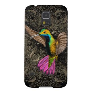 Hummingbird in Flight Galaxy S5 Cases