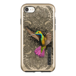 Hummingbird in Flight Incipio DualPro Shine iPhone 8/7 Case