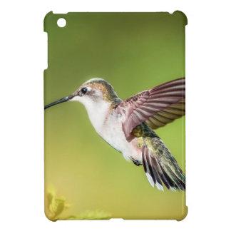 Hummingbird in flight iPad mini covers