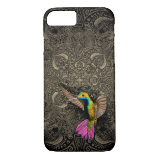 Hummingbird in Flight iPhone 8/7 Case