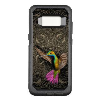 Hummingbird in Flight OtterBox Commuter Samsung Galaxy S8 Case