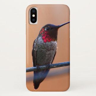 Hummingbird iPhone X case