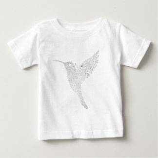 Hummingbird Jamming Out Baby T-Shirt