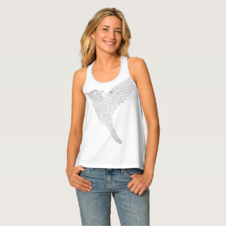 Hummingbird Jamming Out Tank Top