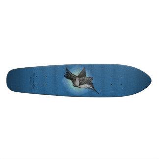 Hummingbird - logo deck copybhu skate board
