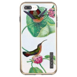 Hummingbird Love Birds Incipio DualPro Shine iPhone 8 Plus/7 Plus Case