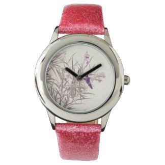 Hummingbird Love Watch