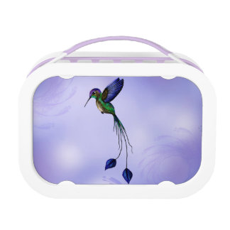 Hummingbird Lunch Box