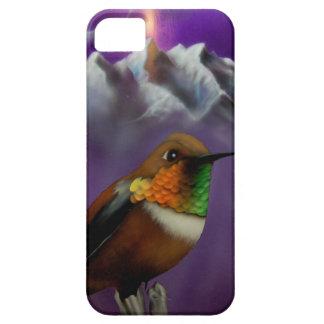 Hummingbird-Mate Case iPhone 5 Cover