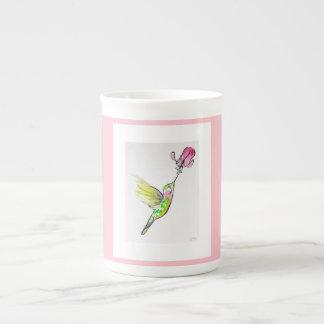 Hummingbird Moment Tea Cup