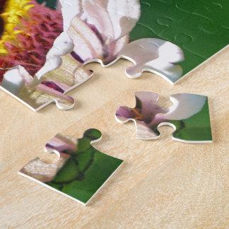 Hummingbird Moth Jigsaw Puzzle