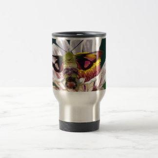 Hummingbird Moth Travel Mug