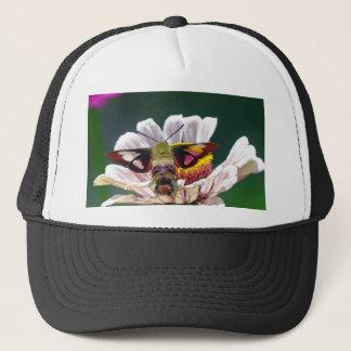 Hummingbird Moth Trucker Hat