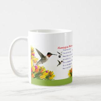 Hummingbird Nectar Recipe Classic White Coffee Mug