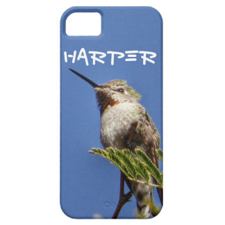 Hummingbird on Branch by SnapDaddy Case For The iPhone 5