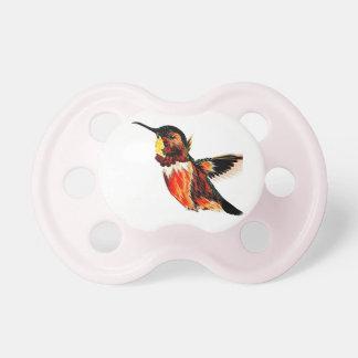 Hummingbird Pacifier
