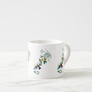 Hummingbird Passion Vine Espresso Mug