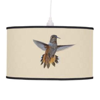 HUMMINGBIRD PENDANT LAMP