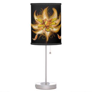 Hummingbird Pheonix Table Lamp