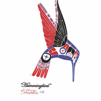 HUMMINGBIRD PICTURE CUT OUTS