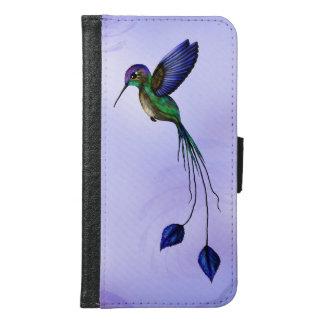 Hummingbird Samsung Galaxy S6 Wallet Case