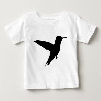Hummingbird Silhouette Baby T-Shirt