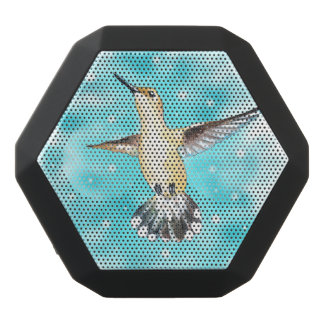 Hummingbird Sky Black Bluetooth Speaker