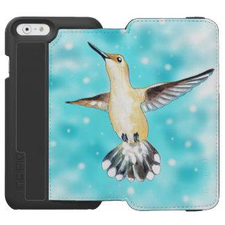 Hummingbird Sky Incipio Watson™ iPhone 6 Wallet Case