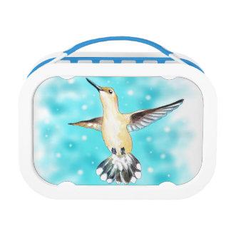 Hummingbird Sky Lunchbox