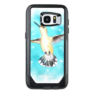 Hummingbird Sky OtterBox Samsung Galaxy S7 Edge Case