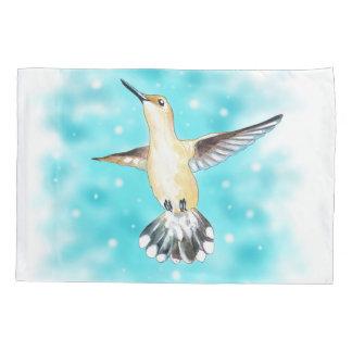 Hummingbird Sky Pillowcase