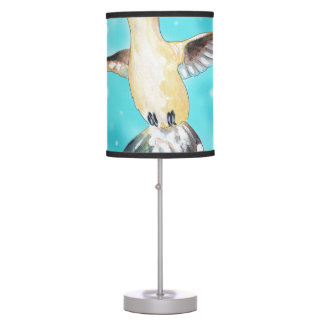 Hummingbird Sky Table Lamp