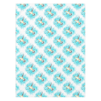 Hummingbird Sky Tablecloth