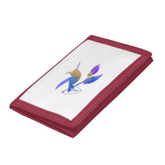 Hummingbird Tri-fold Wallets